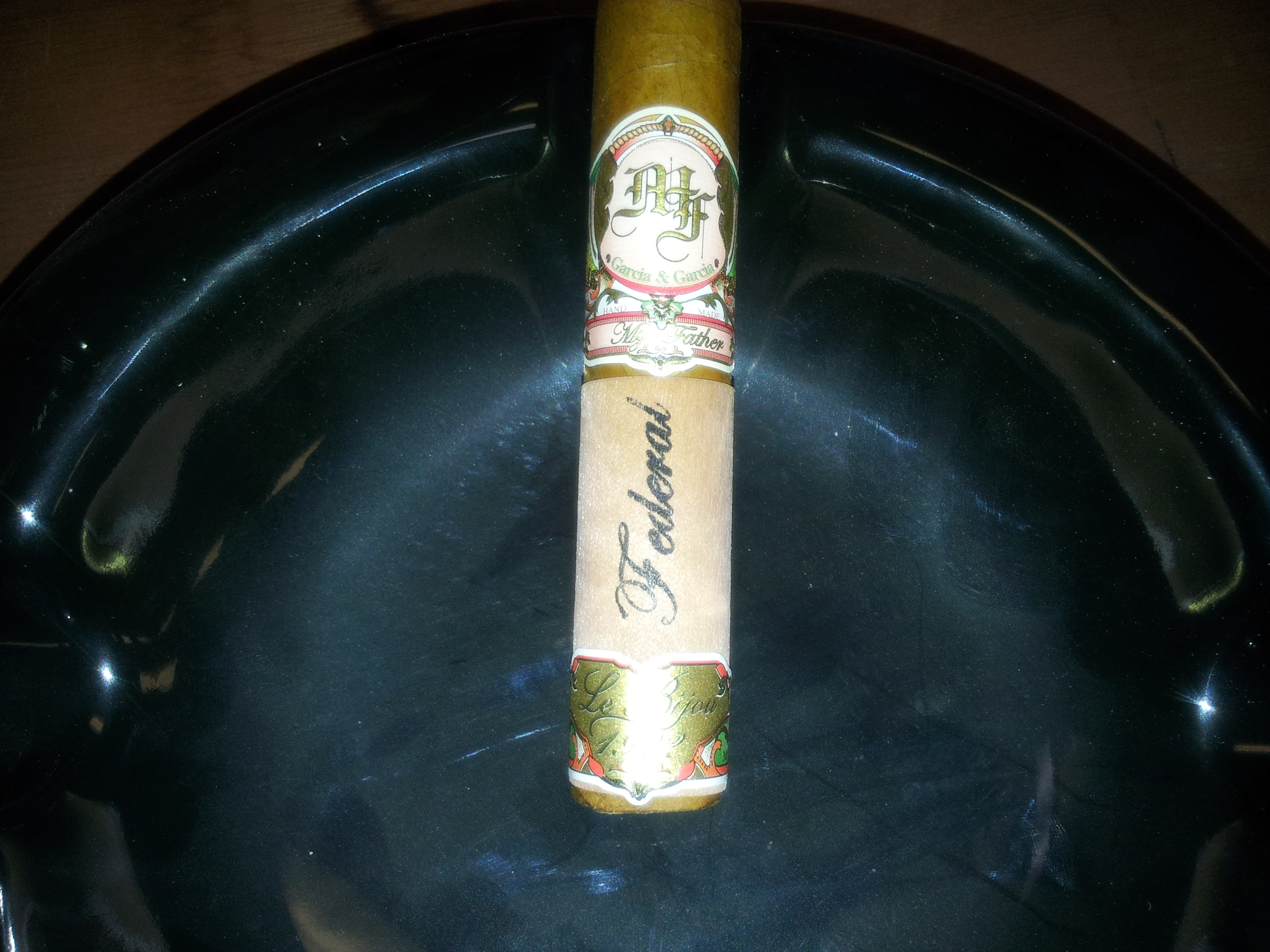 My Father Le Bijou 1922 Ecuadorian Connecticut Federal Cigar Edition Petit Robusto – Cigar Review