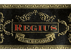 Regius of London Cigars exclusively distributed in the USA by SAG Imports