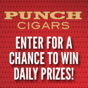 Punch Tailgating Contest – Win a free six pack of cigars or the ultimate tailgating package!