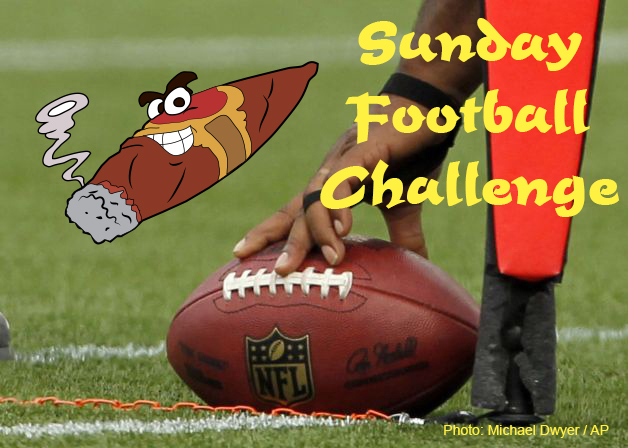 ACS NFL Sunday Challenge December 2nd!