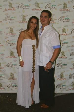 Tatiana Miranda-Wood & Jason Wood