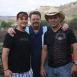 Jason Wood, Myself, Jaime Garcia