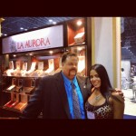 At IPCPR with a friend...