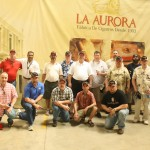 Group Photo at La Aurora