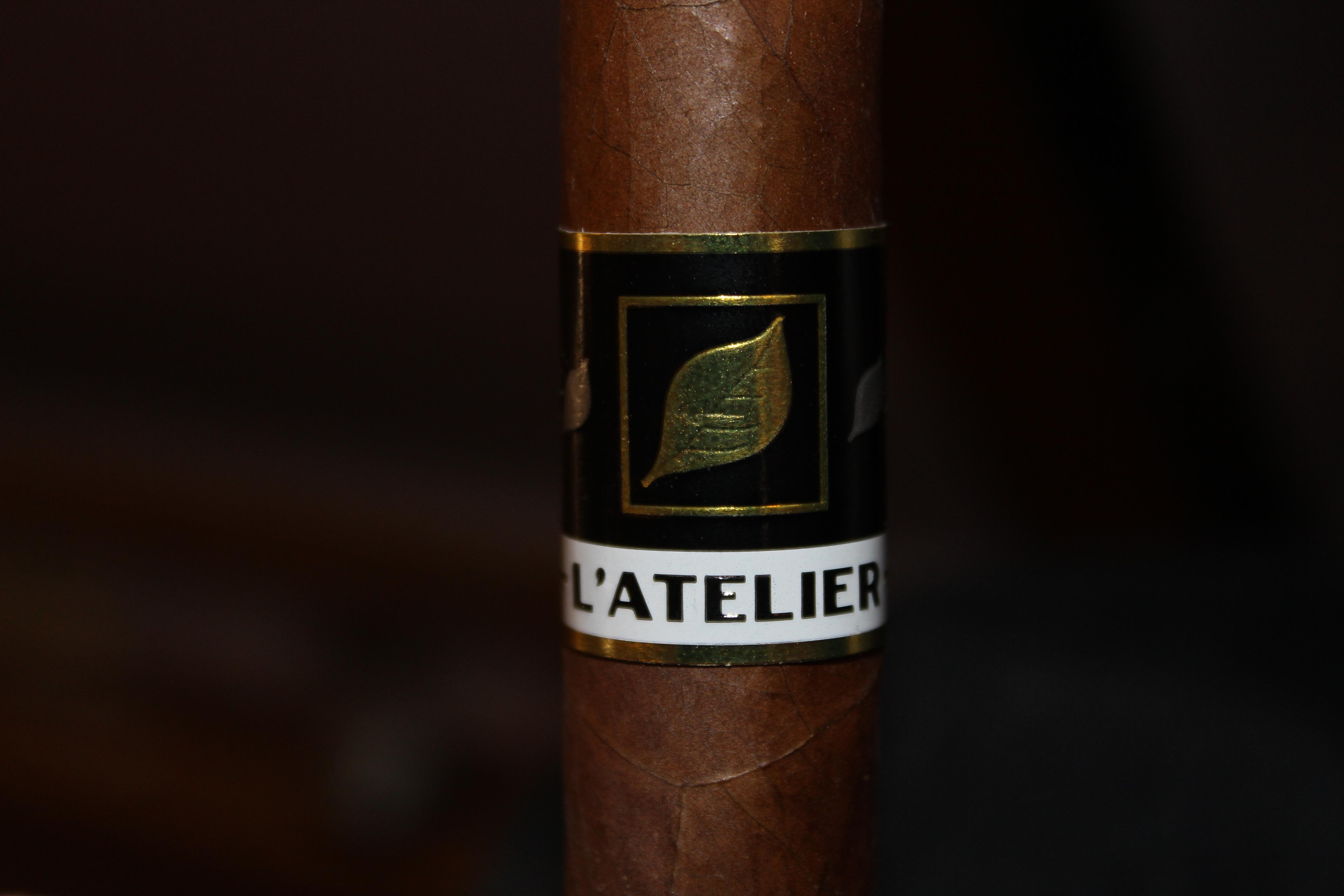 L'Atelier LAT 52 – Cigar Review