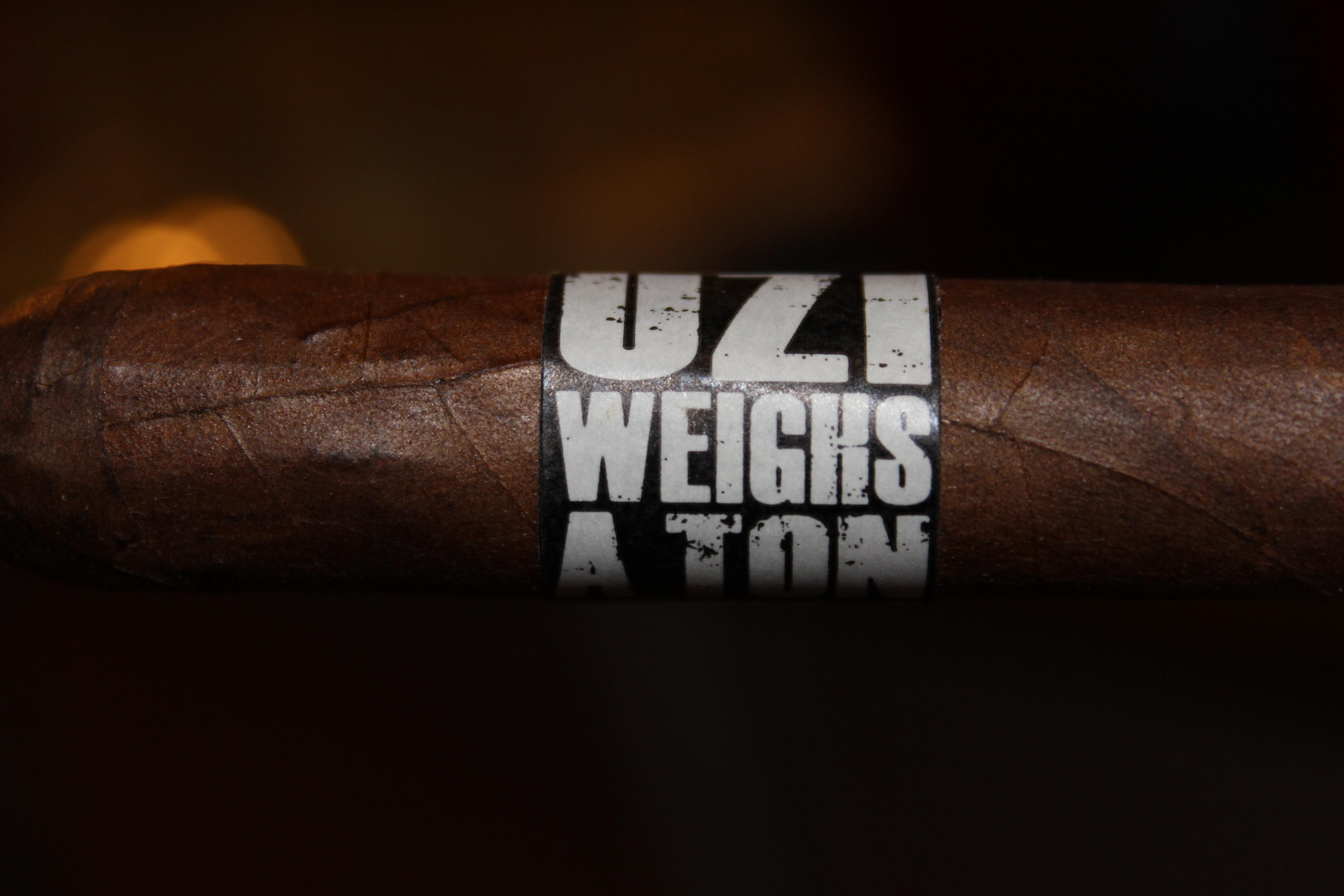 My Uzi Weighs A Ton (MUWAT) Digital Son 6 – Cigar Review