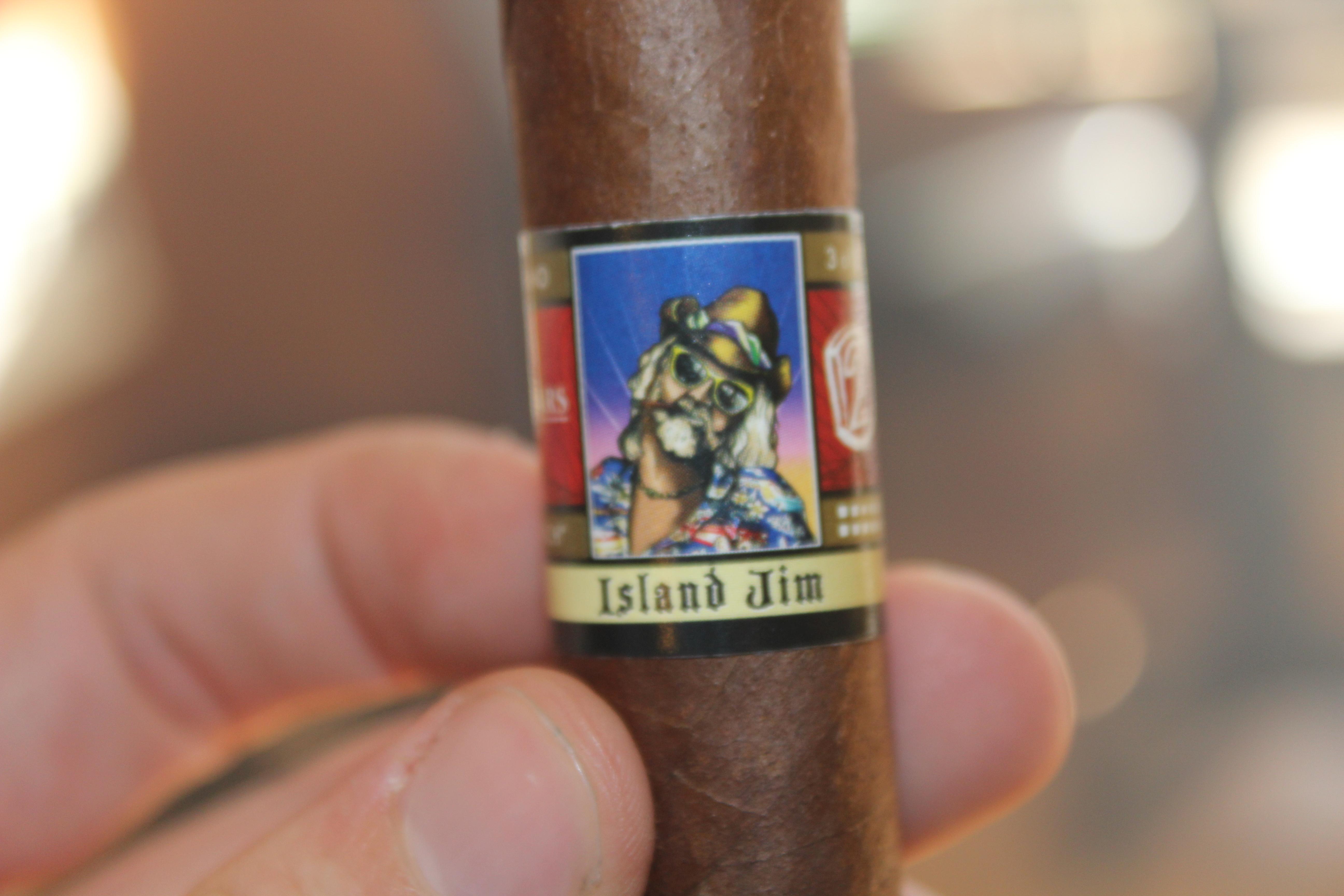 Wild Bunch Island Jim by Ortega Cigars – Cigar Review