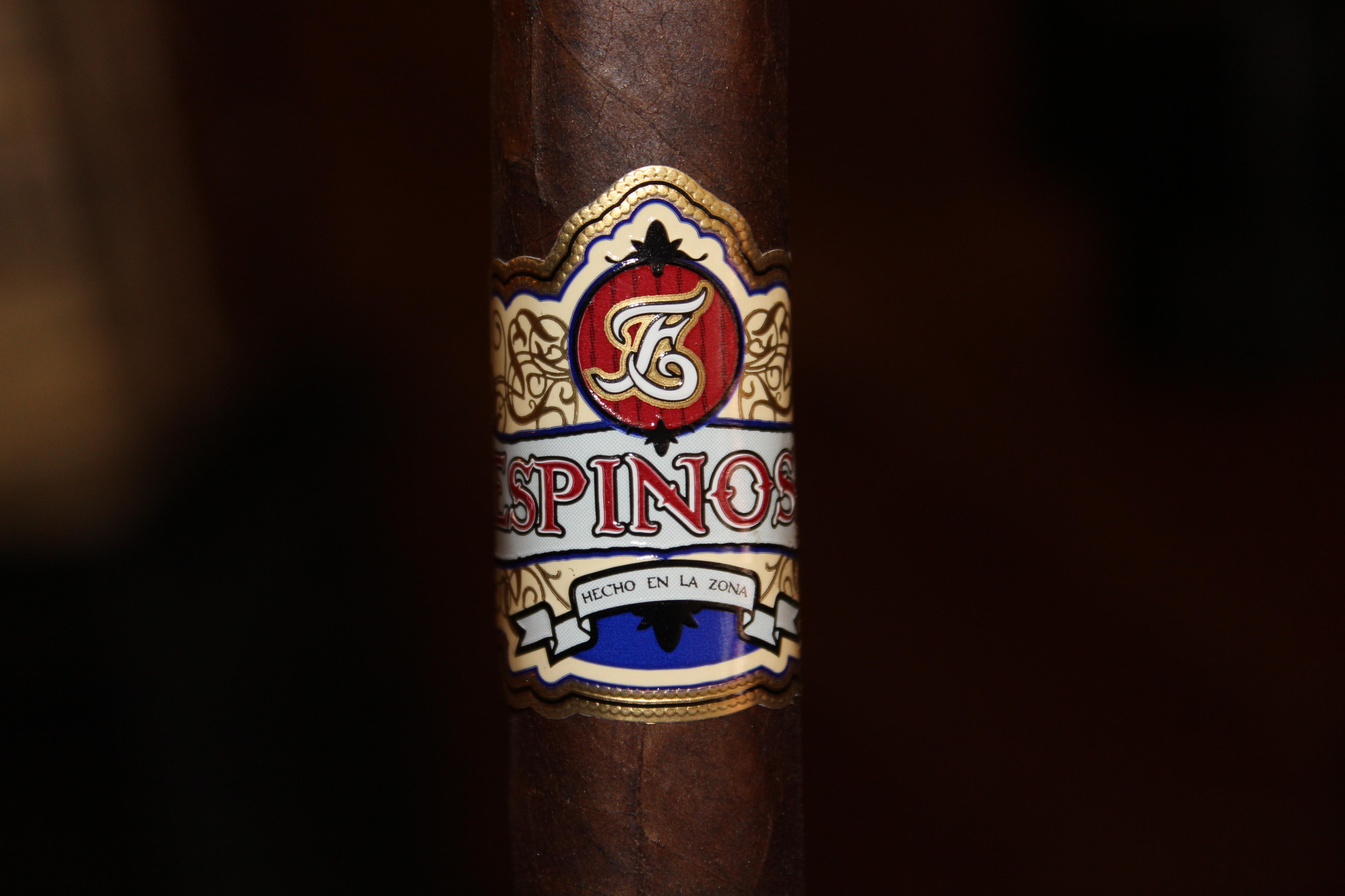 Espinosa Maduro Robusto – Cigar Review