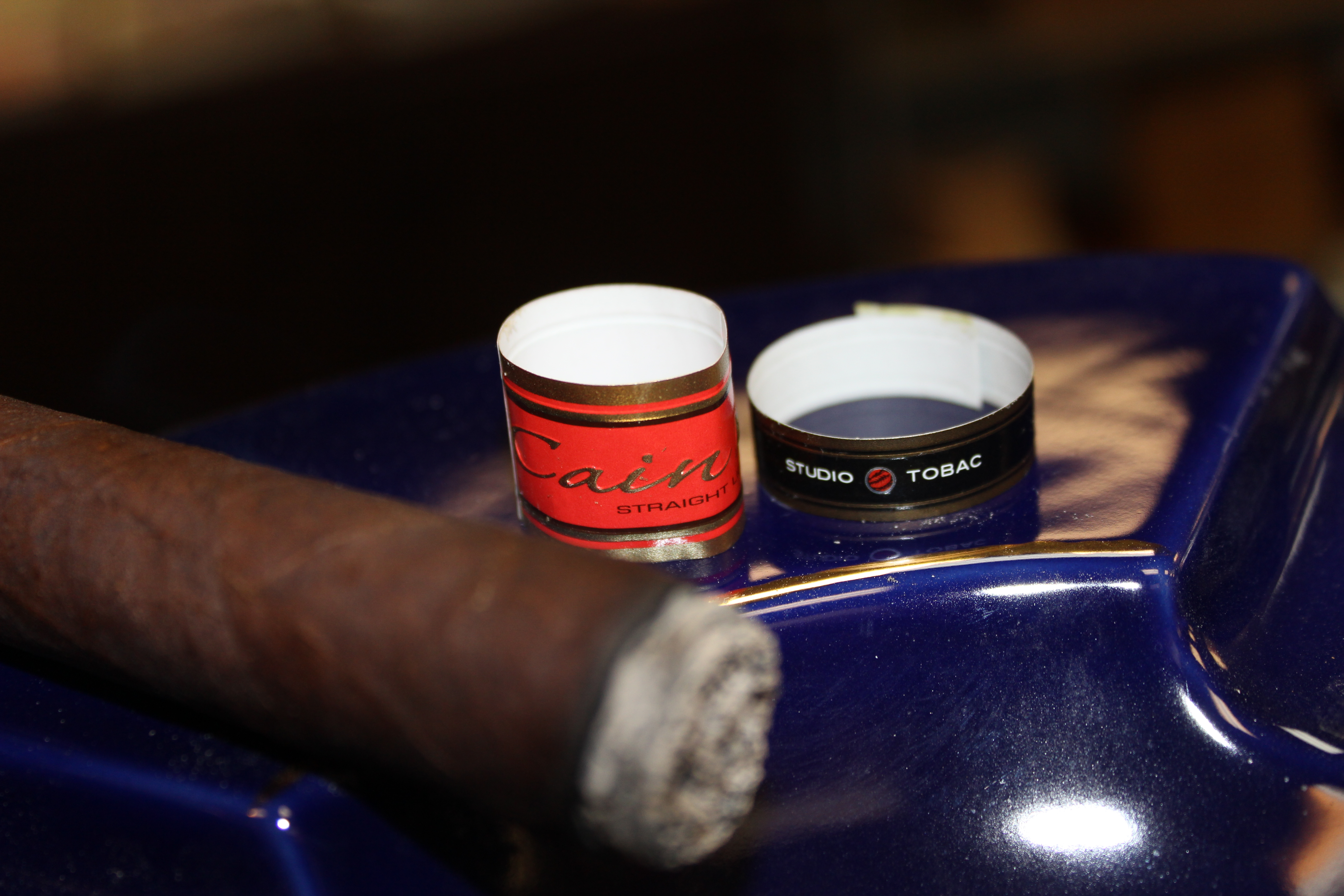 Cain F 550 – Cigar Review