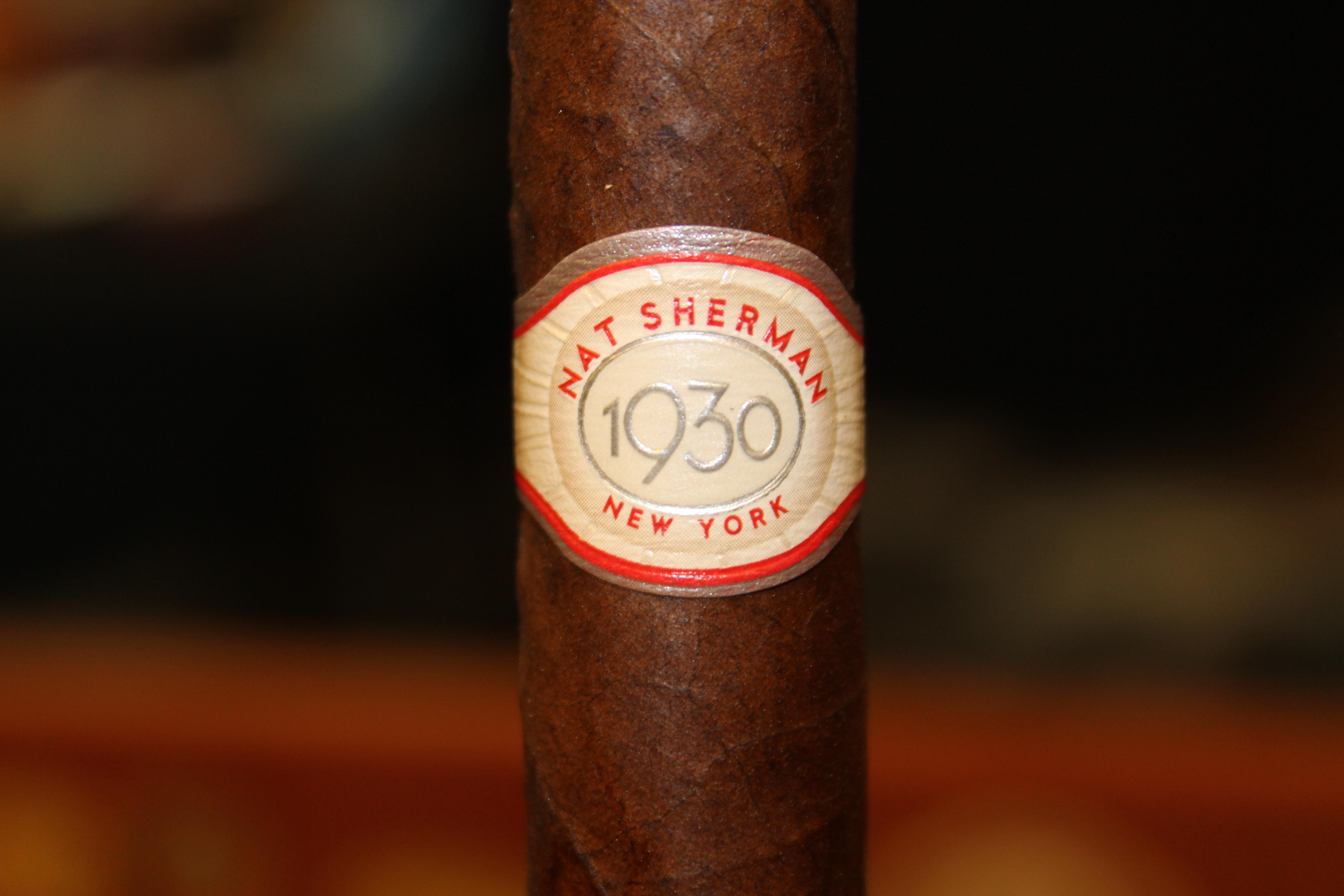 Nat Sherman 1930 Corona Grande – Cigar Review