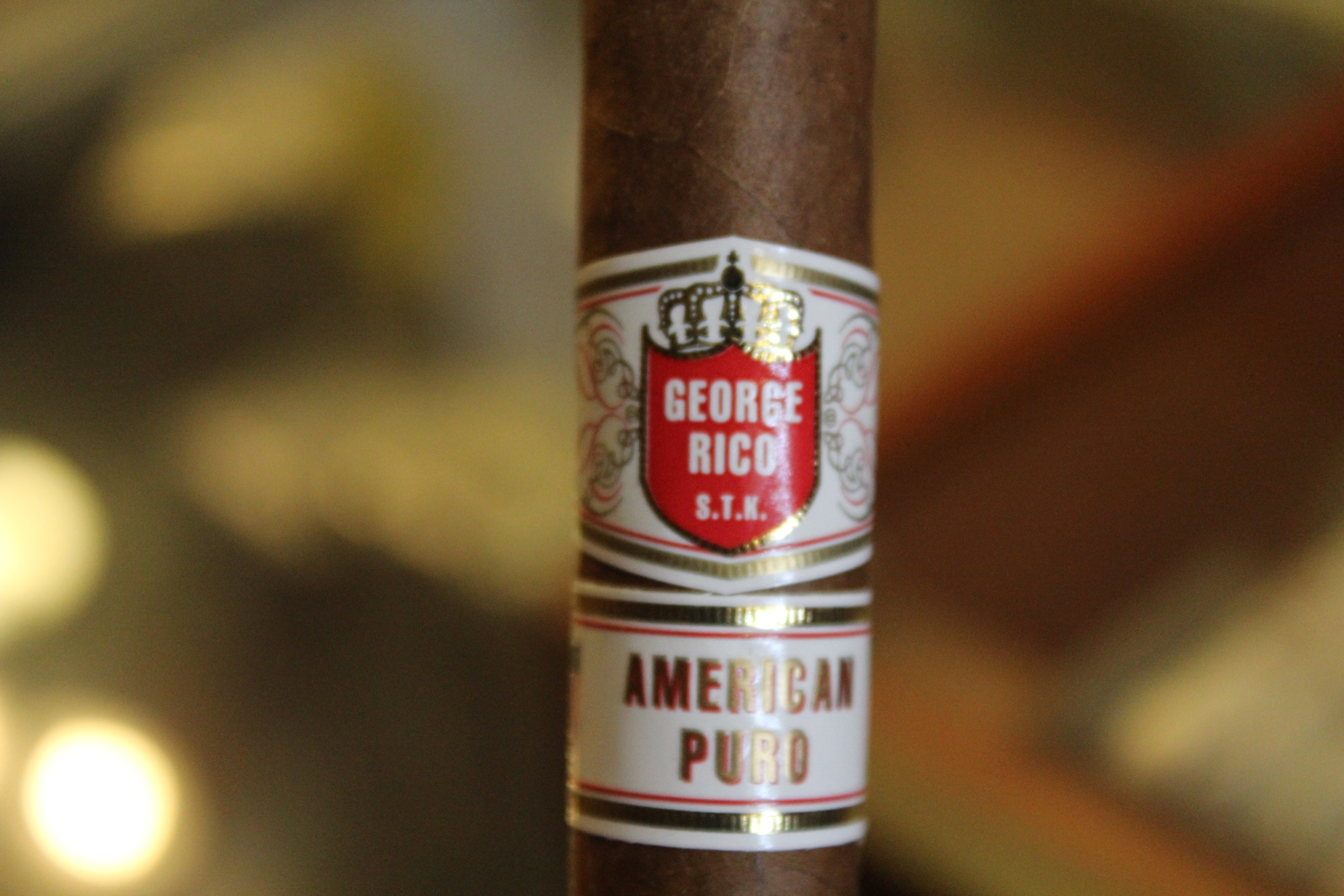 George Rico S.T.K. American Puro Robusto – Cigar Review