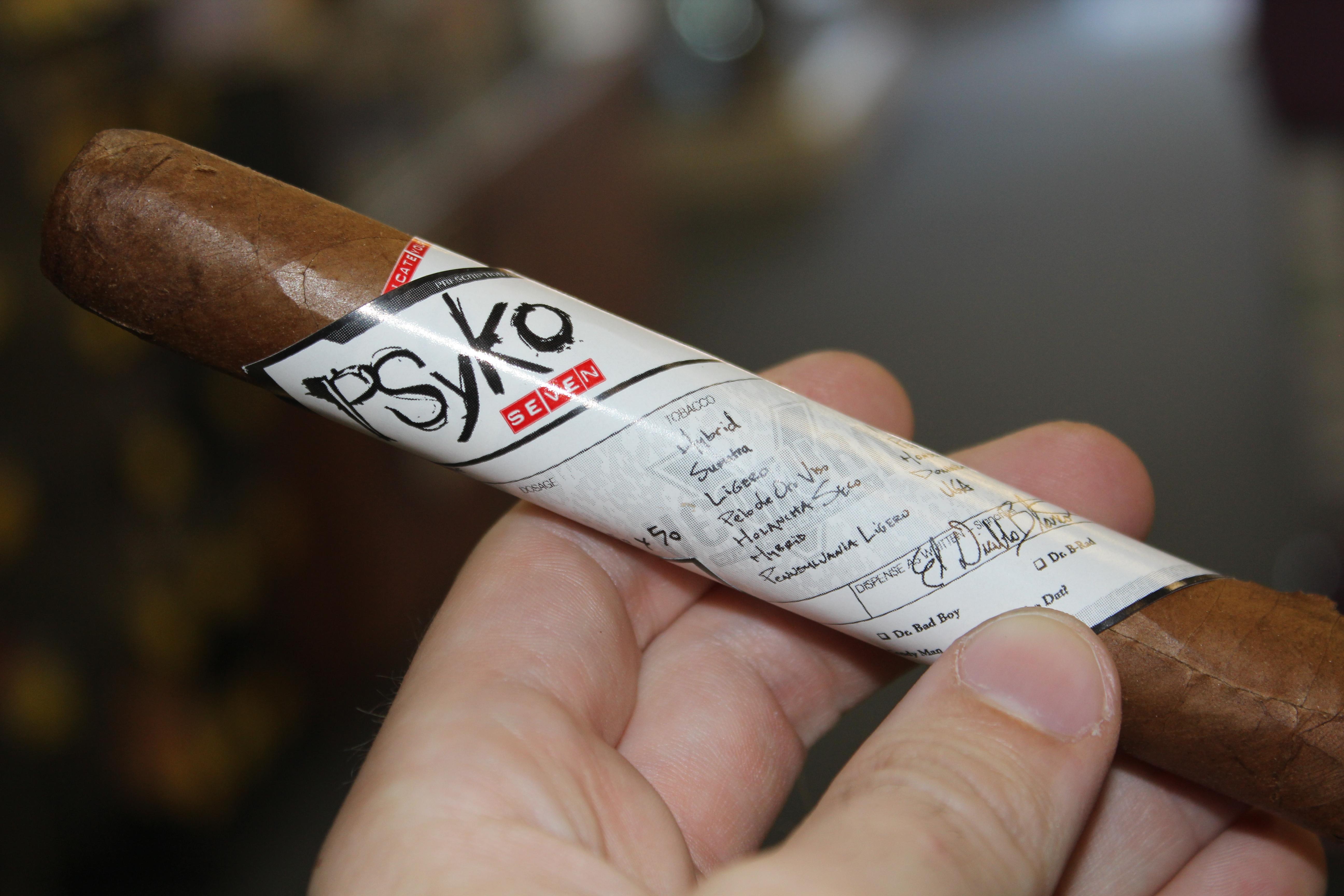 PSyKo 7 Robusto – Cigar Review