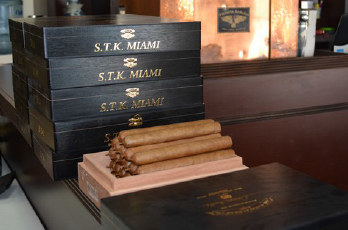 George Rico announces the launch of G.A.R. Deli custom blended cigars out of Little Havana factory