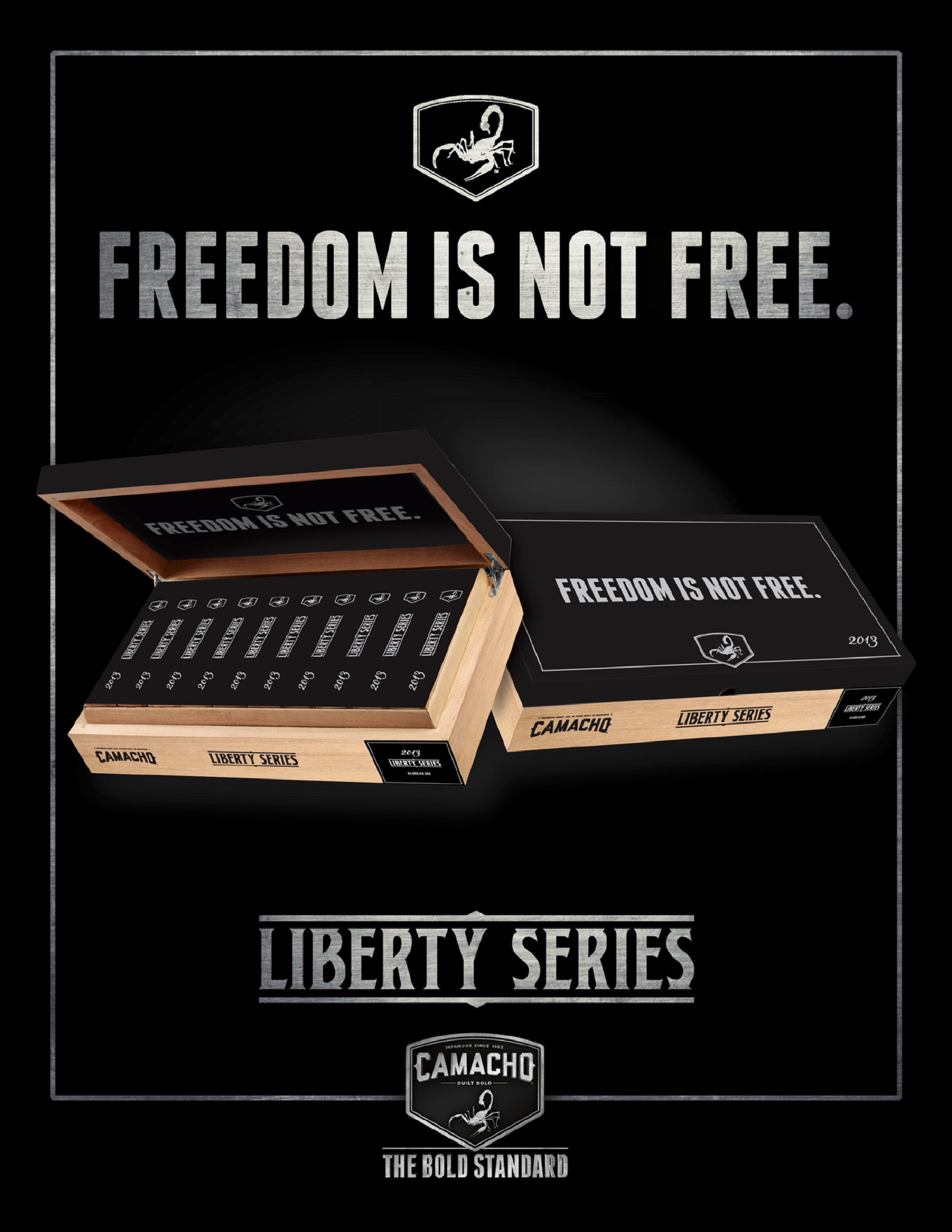 Camacho Liberty 2013: Release Date September 30, 2013