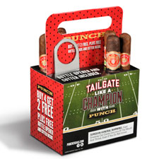 punch cigar tailgate