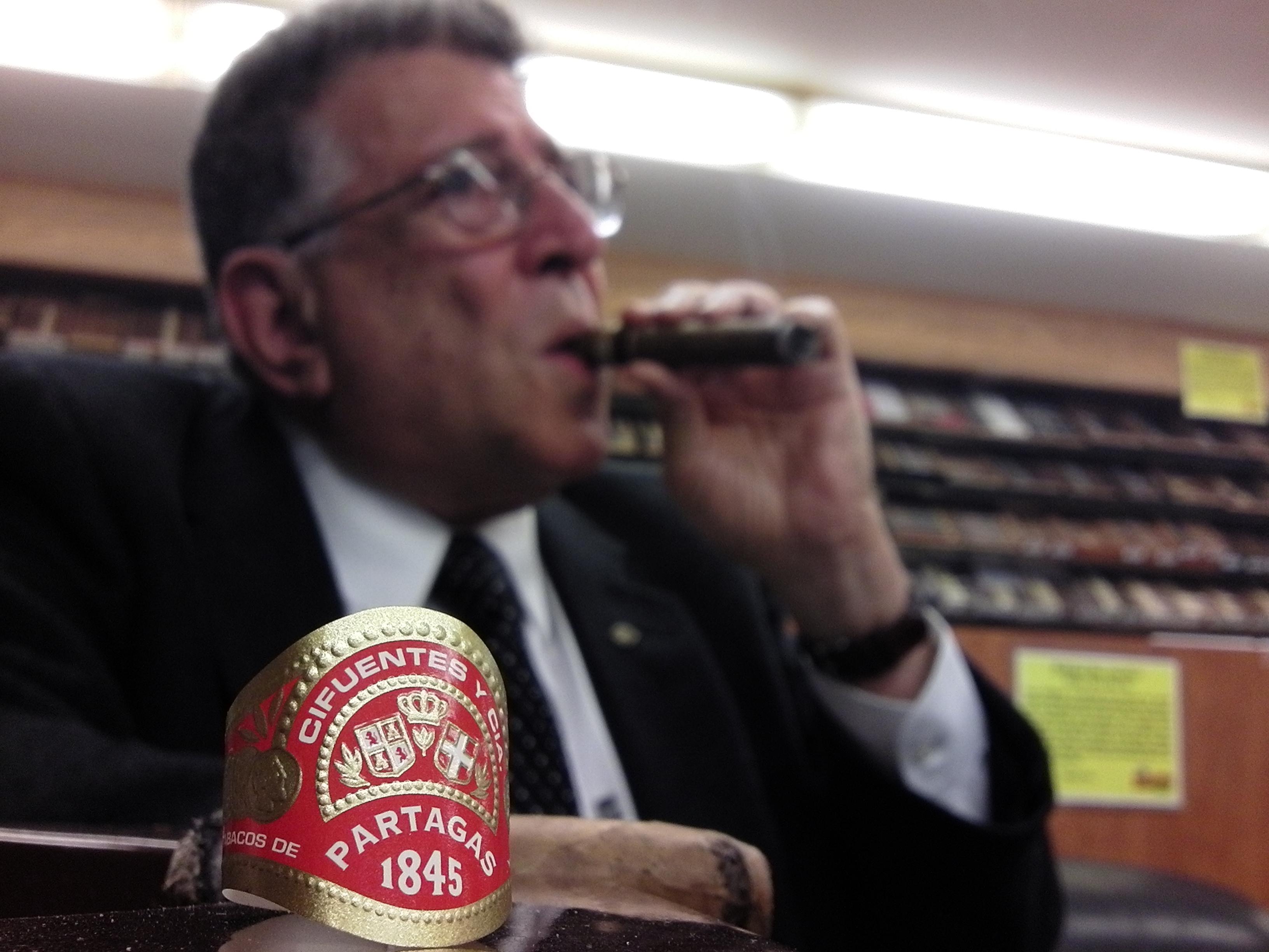 "Benjamin ""Benji"" Menendez, Legendary Cigarmaster, to Retire From General Cigar at Year's End"