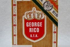 Cigar Review: George Rico S.T.K. American Puro