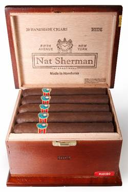 Nat Sherman Host Maduro