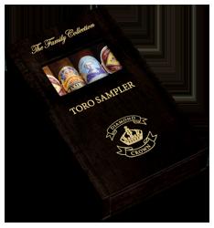Diamond Crown Toro Sampler