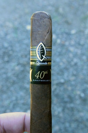 Quesada 40th Anniversary Box Press