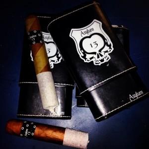 Asylum Cigar Case